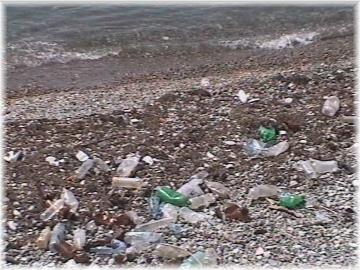 пляж пансионата весна туапсе